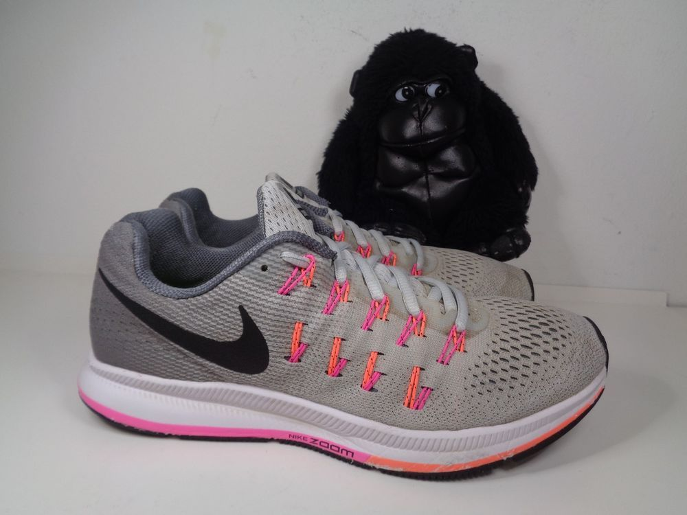 76d880b137e5 Womens Nike Zoom Pegasus 33 Running Cross Training shoes size 9.5 US 831356-006