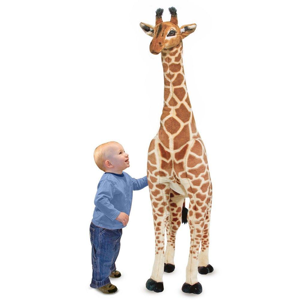 Melissa Doug Giant Giraffe Lifelike Stuffed Animal In 2021 Giant Giraffe Giraffe Giraffe Plush [ 1000 x 1000 Pixel ]
