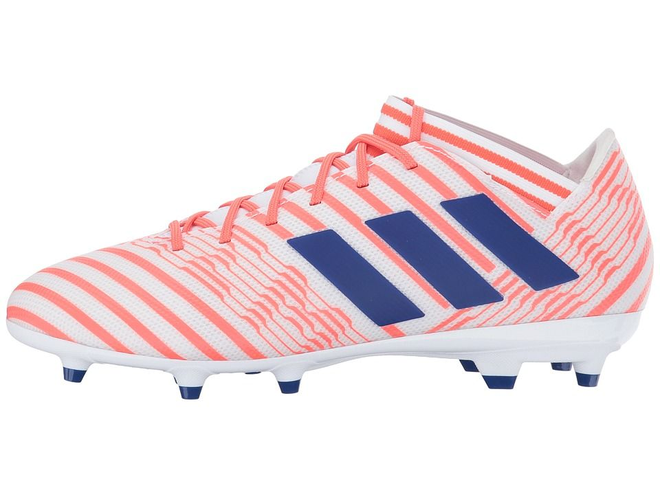 1e8c2220154 adidas Nemeziz 17.3 FG Women s Soccer Shoes Footwear White Mystery Ink Easy  Coral