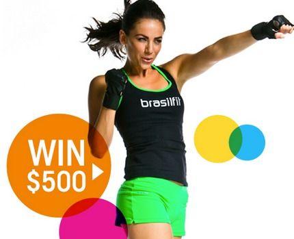 Win a $500 Brasilfit Wardrobe