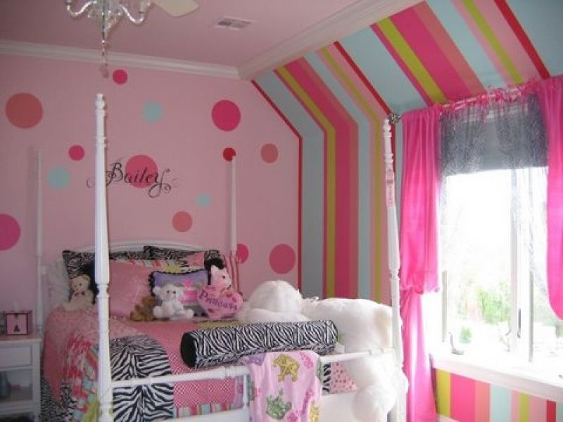 Bedroom Painting Designs Stunning Kids Bedroom Paint Ideas  Kids Room  Pinterest  Kids Bedroom Decorating Design