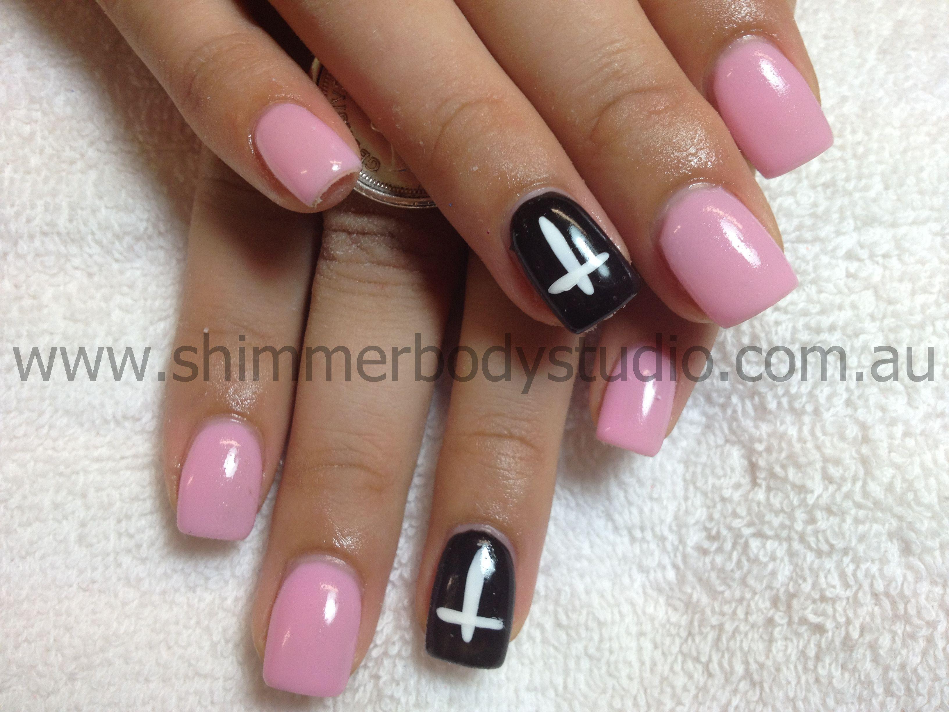 Full color nail art - Gel Nails Colour Nails Nail Art