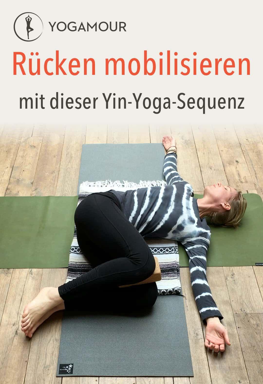 Yin Yoga 5 – Lebensenergie tanken, Speicher auffüllen!