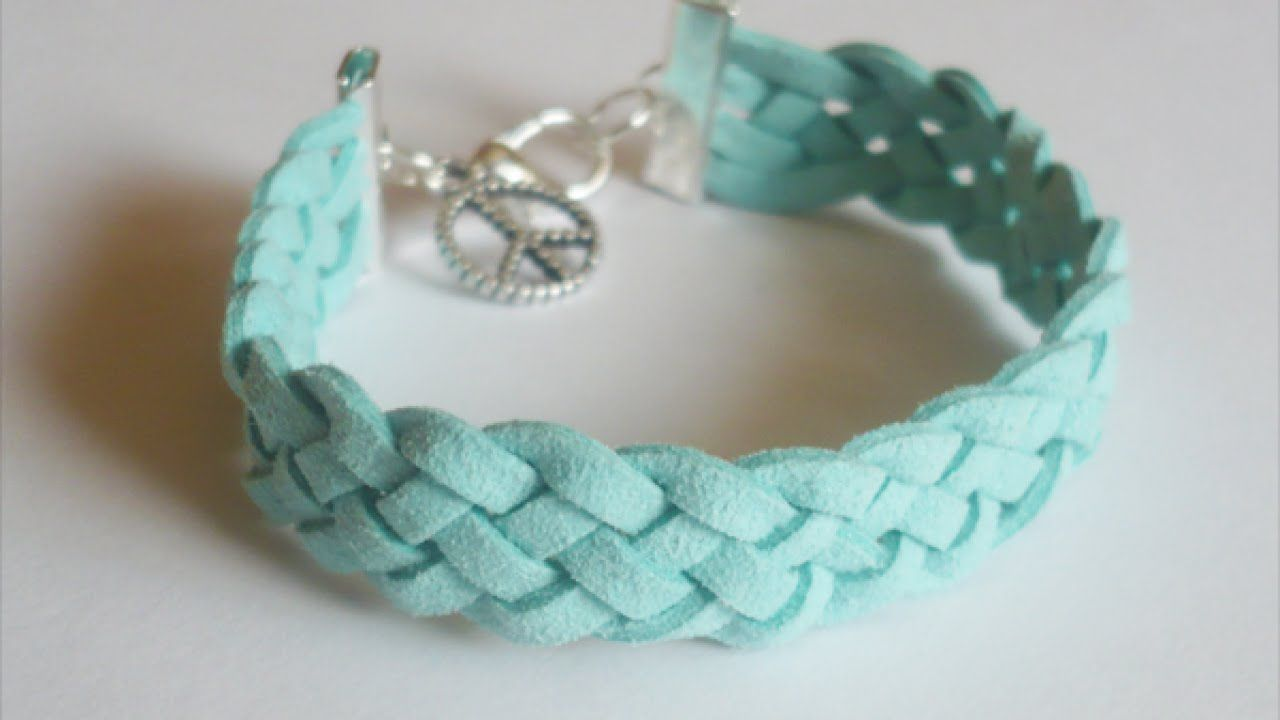 How To Make a 5 Ropes Braid Bracelet - DIY Style Tutorial - Guidecentral