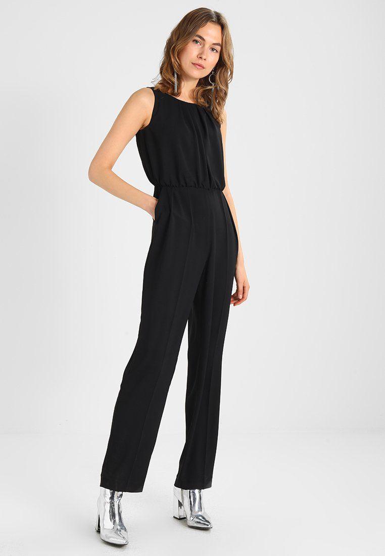 suche nach echtem exzellente Qualität neues Hoch Jumpsuit - schwarz @ Zalando.nl 🛒 | Fashion | Fashion ...