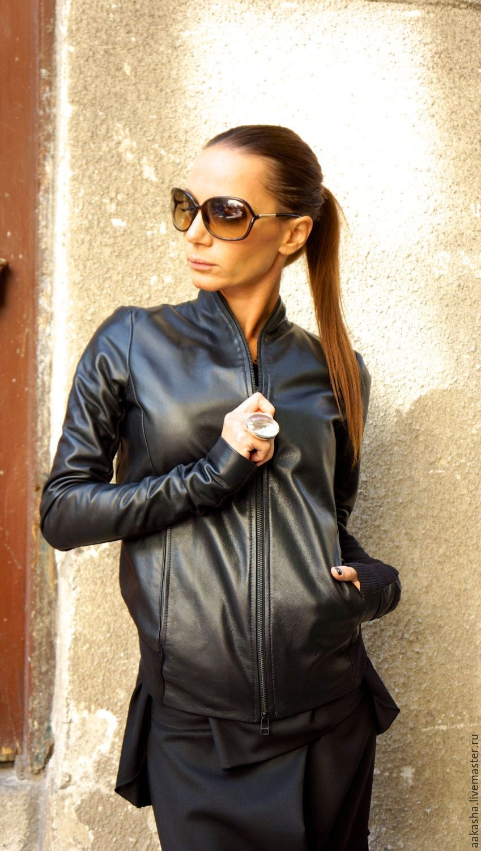 06172abd4b61 Купить Куртка Leather Extravagant - черный, куртка женская, куртка кожаная, кожаная  куртка
