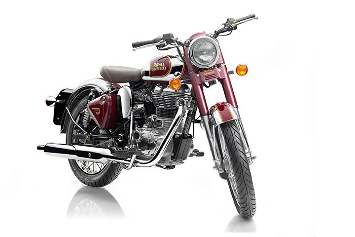 Classic 500 EFI Chrome - ROYAL ENFIELD Schweiz