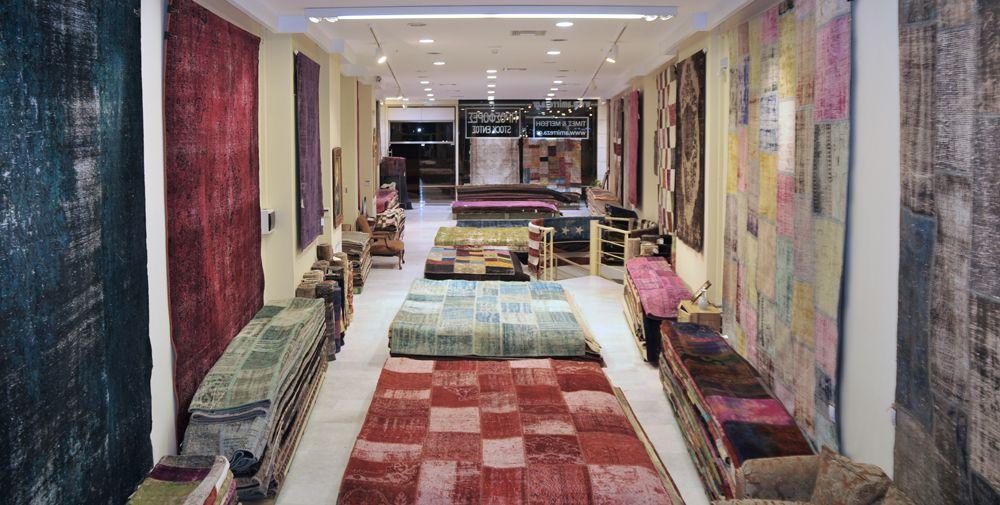 Vintage carpets shop  www.vintagecarpets.com