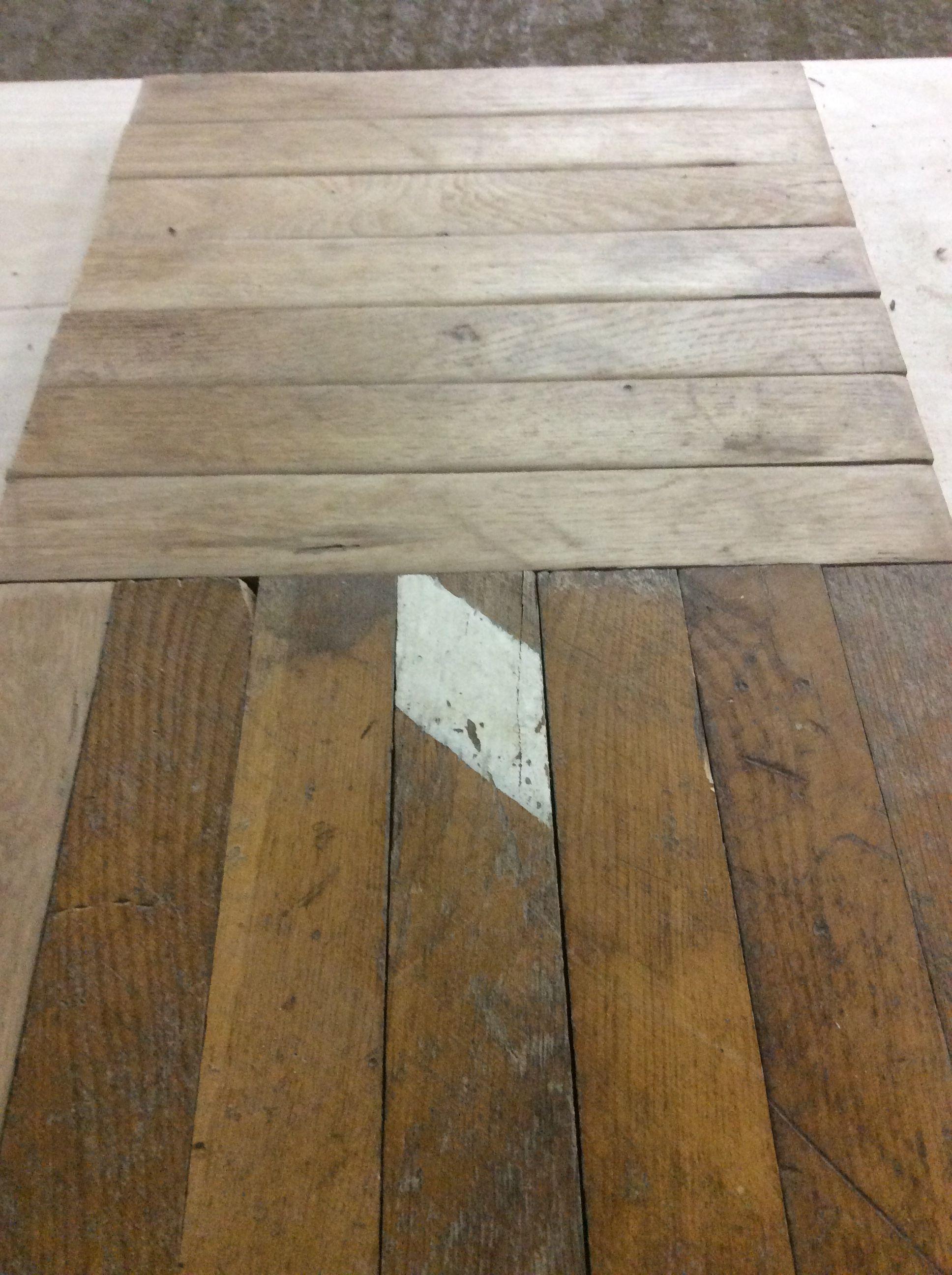 Best Reclaimed Long Oak Parquet Woodblock From Salvo Code 400 x 300