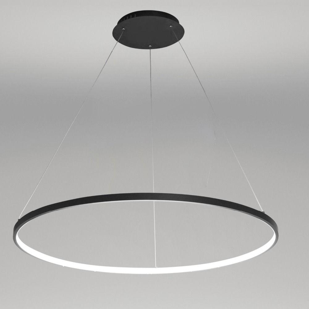 ecolight free shipping led pendant light modern design led ring