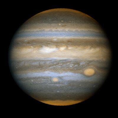 HubbleSite - Picture Album: Jupiter's New Red Spot - HST ACS/WFC: April 16, 2006