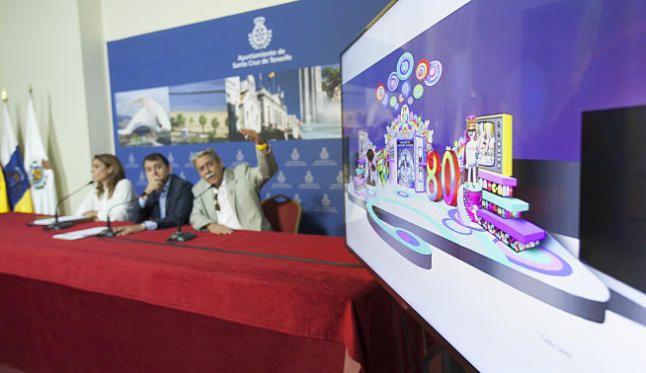 Grupo Mascarada Carnaval: Fiestas licita la construcción del escenario del C...