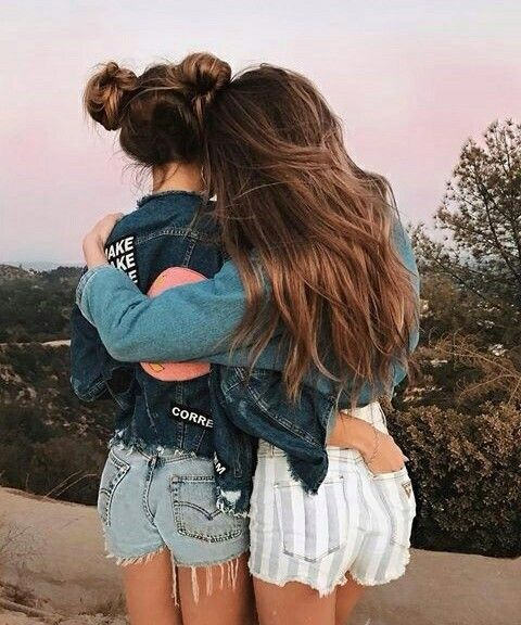 Riddhisinghal6 best friend besties sisters goals for Tumblr photography ideas
