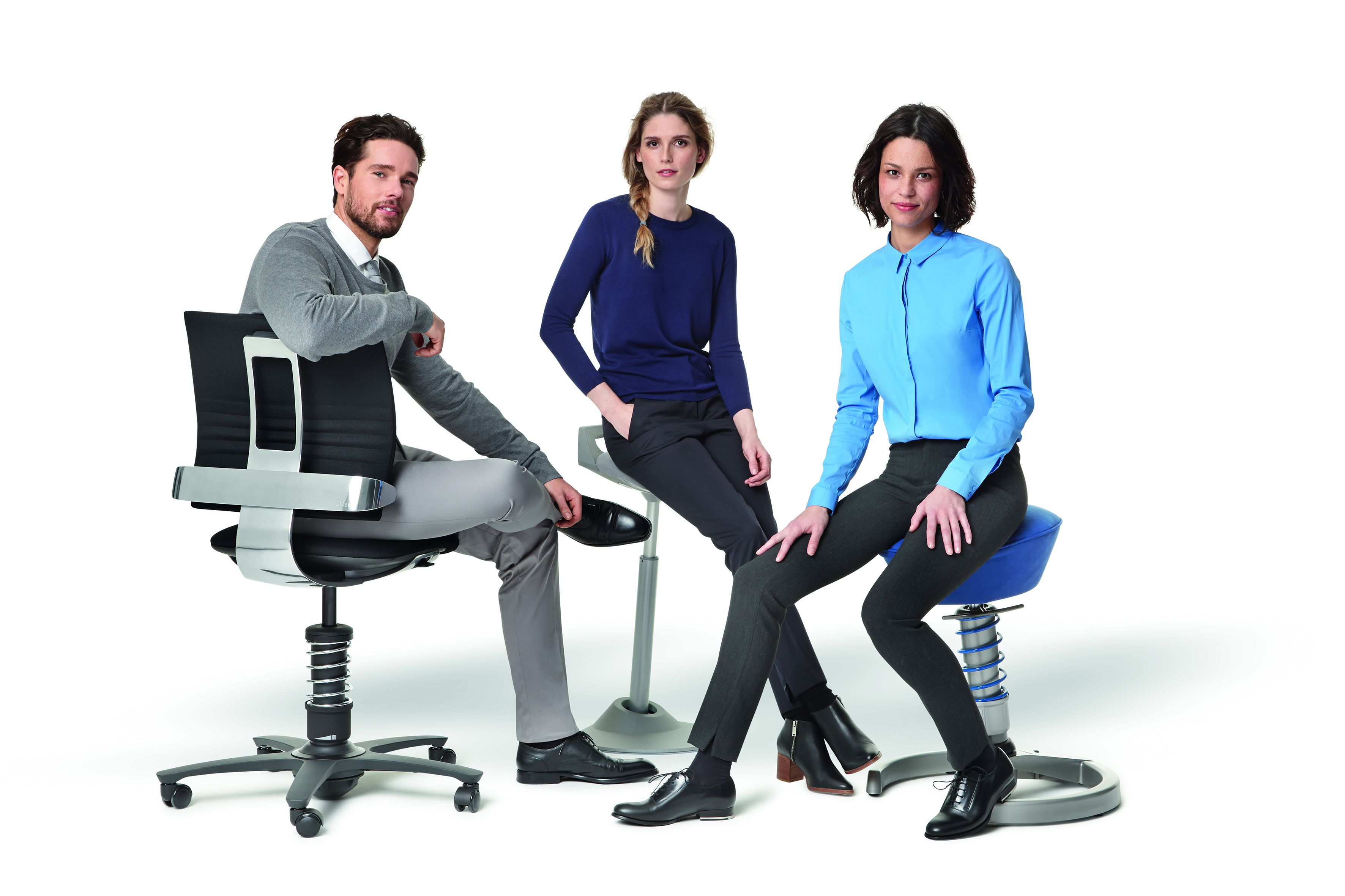 """""""3Dee"""" Active-Office Swivel Chair by AERIS   The most ..."""
