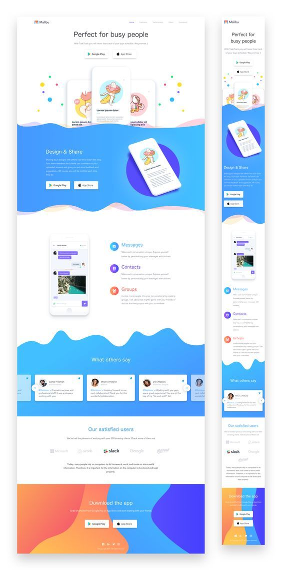 Carte web