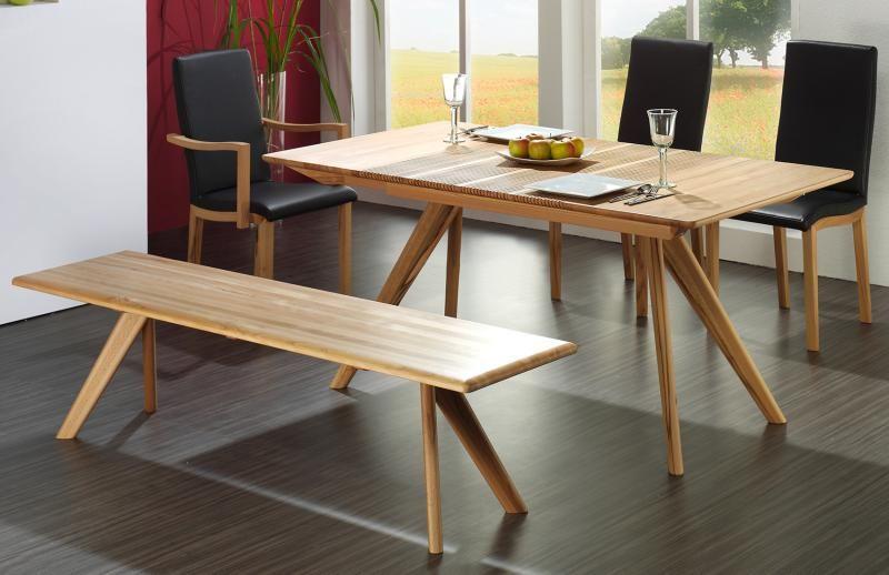 Tisch Lignum Arts aus der Holzschmiede | Esstisch ausziehbar