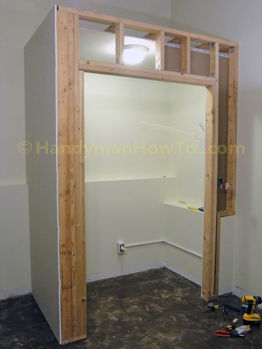 building a walk in closet in a small bedroom building a basement bedroom closet drywall and electrical 21312