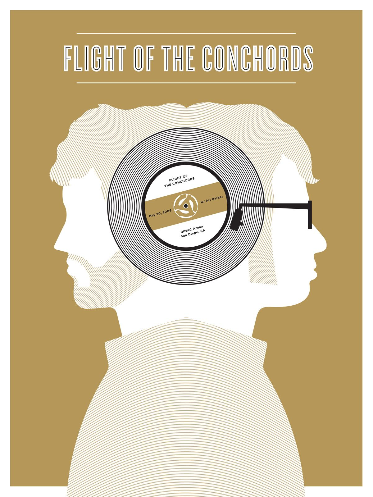 The Small Stakes Music Posters Music Poster Flight Of The Conchords Chronicle Books