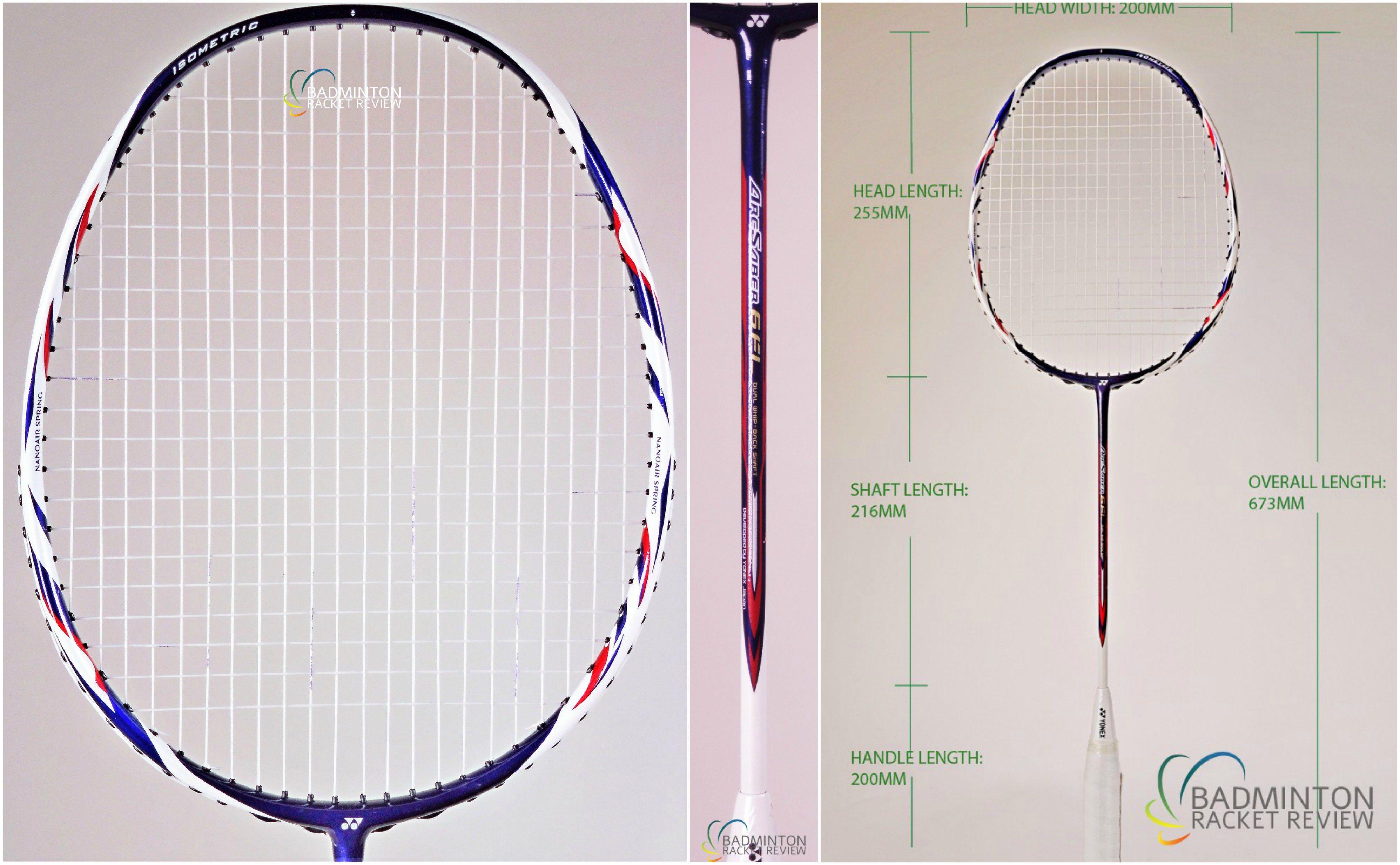 Yonex Arcsaber 6 FL Badminton Racket