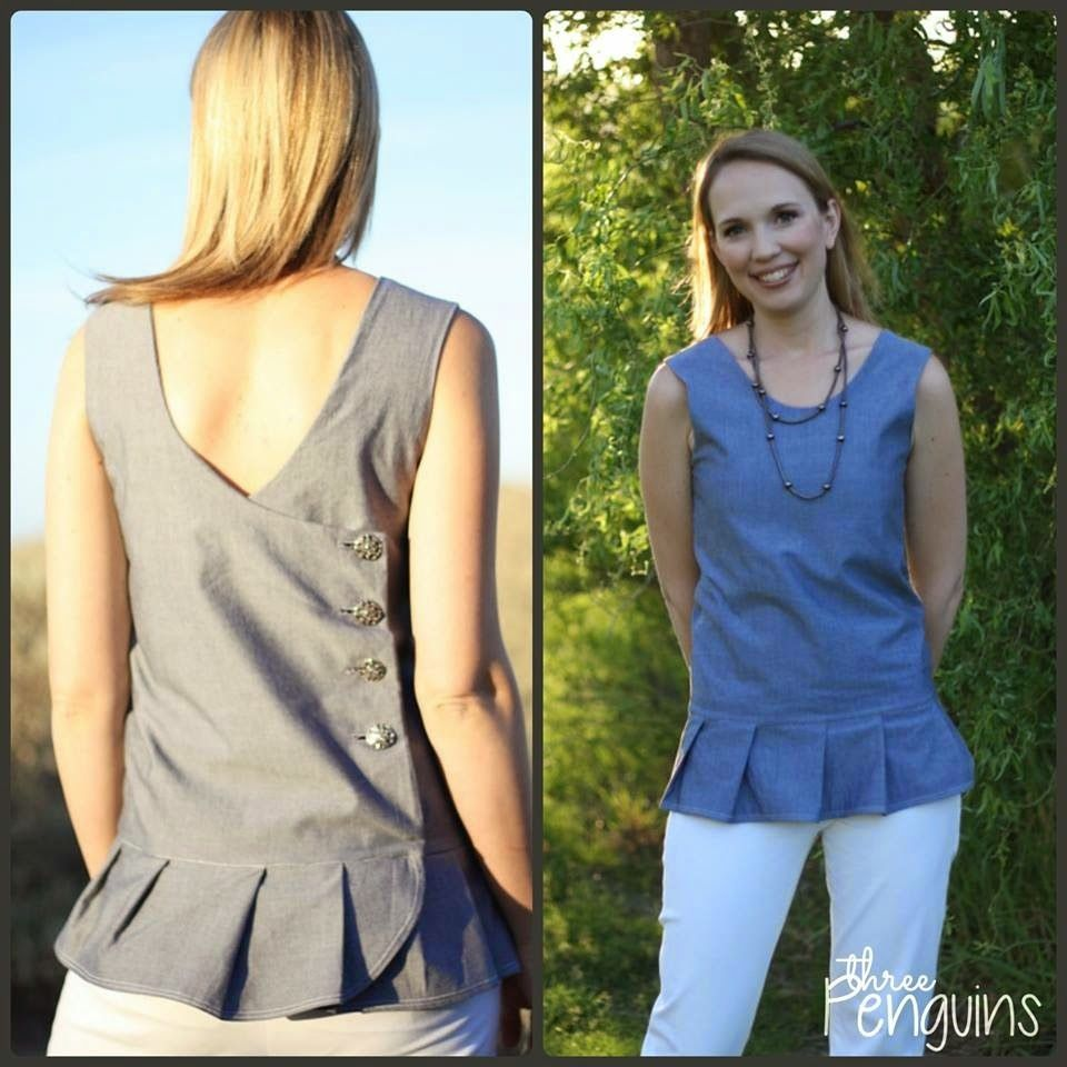 three penguins: The Bay top- not just for kids anymore!