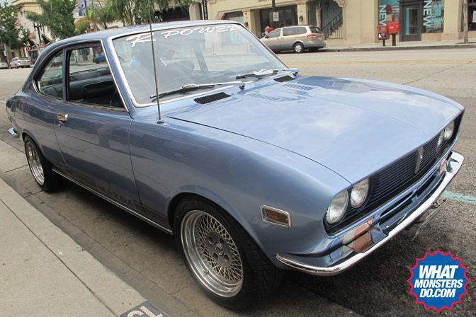 1971 Mazda Rx2: Mazda And Cars
