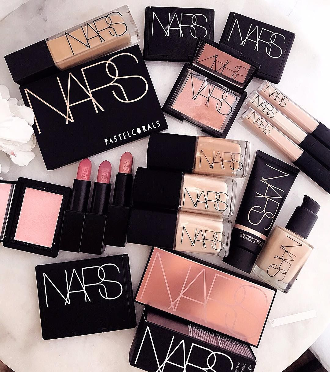 NARS BABYYYY ♥️ what's your fav narsissist Products