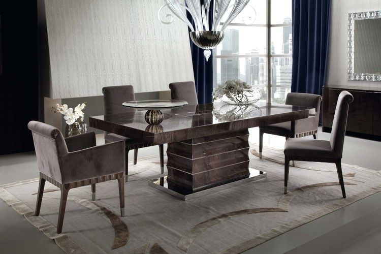 Contemporary Italian Dining Room Furniture Best Dining Table Rectangular  Absolute Collection #contemporary Decorating Inspiration