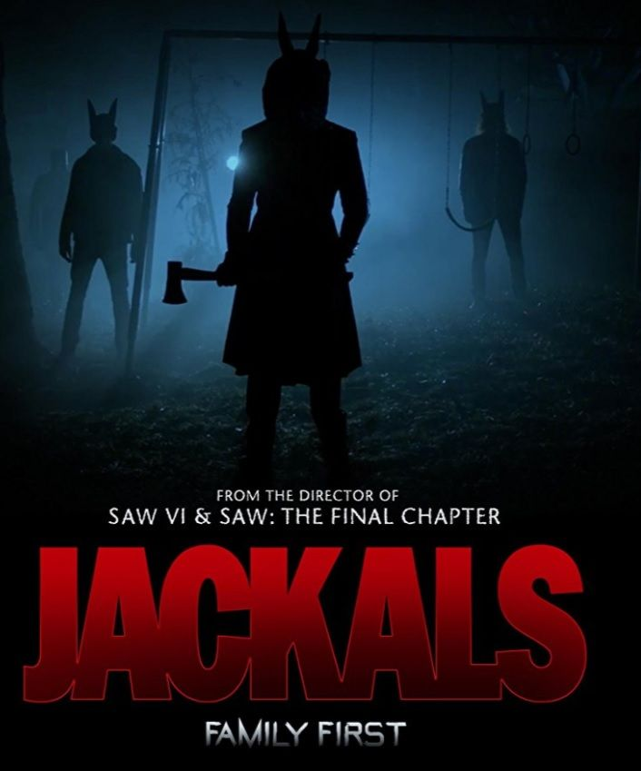 My review of JACKALS: | Movie Reviews | Movies online