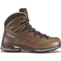 Zapatillas de senderismo Lowa para mujer Houston Ll Mid Ws, talla 39 ½ en marrón LowaLowa