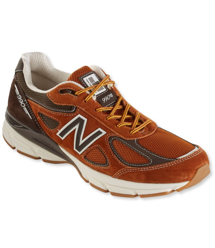 f39ff9d359bab Men's New Balance for L.L.Bean 990v4 Running Shoes in 2019 ...