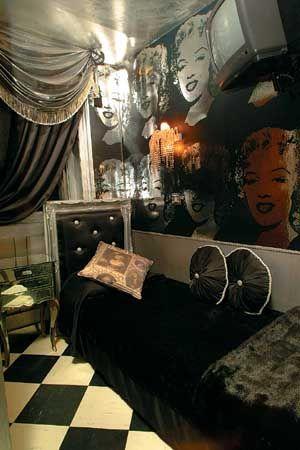 Rock Themed Bedroom | Live Like A Rock Star At Londonu0027s Rock U0027N Roll Theme