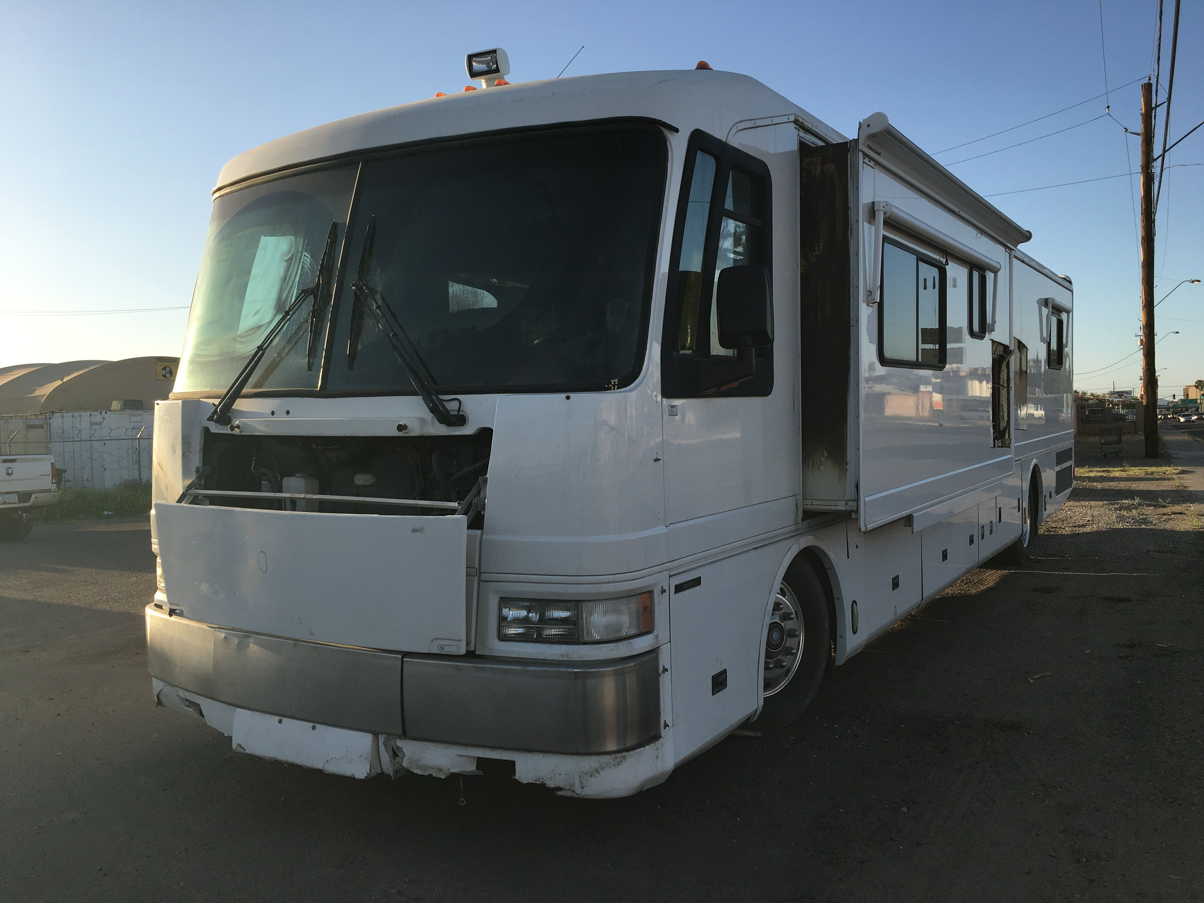 1998 American Eagle For Parts Recreational Vehicles Used Rv Rv Parts