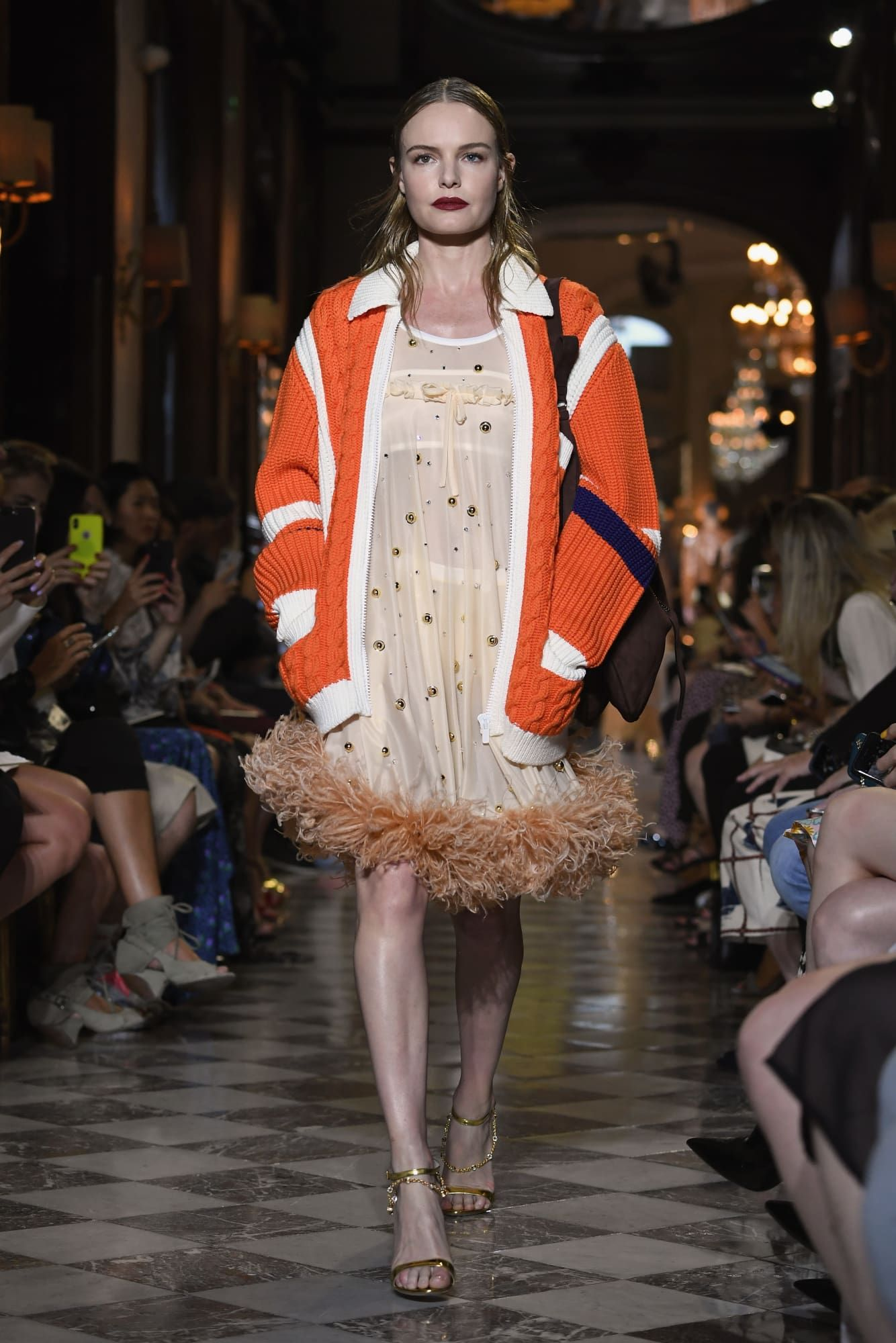 c88cac18a33 Miuccia Prada Tapped Her Famous Friends to Model for Miu Miu Cruise ...