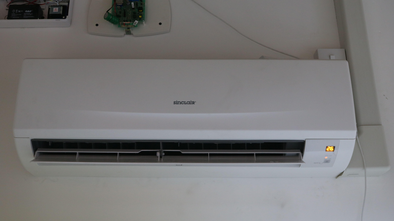 Indoor Mini Split Ductless Air Conditioning Unit Air