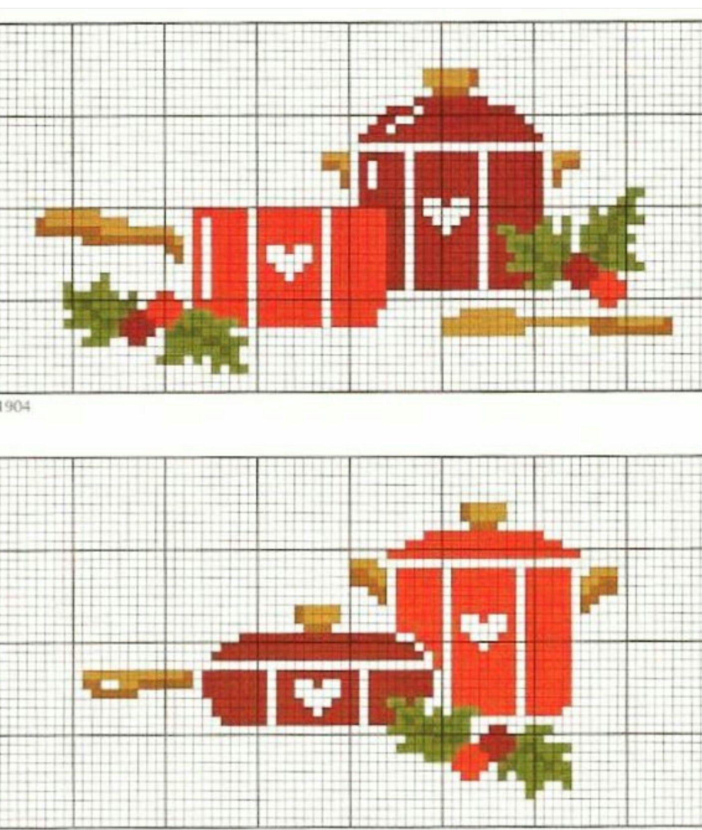 Pin de Gözde arslan en Desenler / pattern   Pinterest   Punto de ...