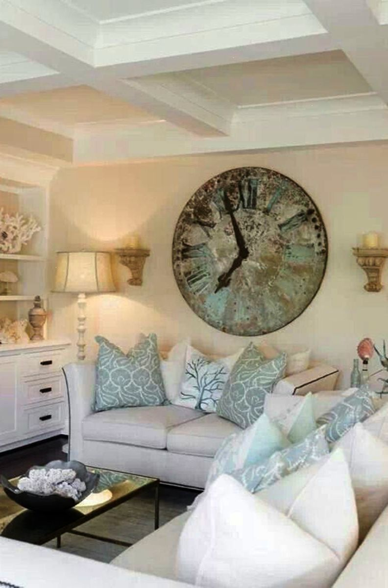 Beautiful I Just Love The Accent Color 25 Chic Beach House