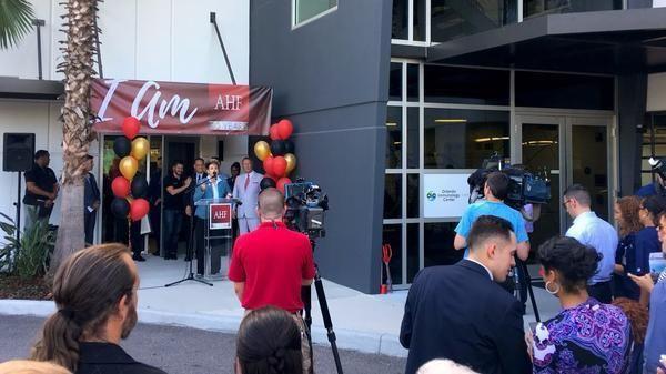 AIDS Healthcare Foundation opens new clinic in Orlando - Orlando Sentinel #757Live