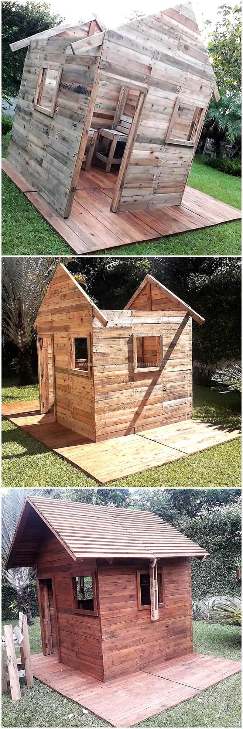 Original Diy Ideas For Wooden Pallets Recycling Pallet Diy Ideas
