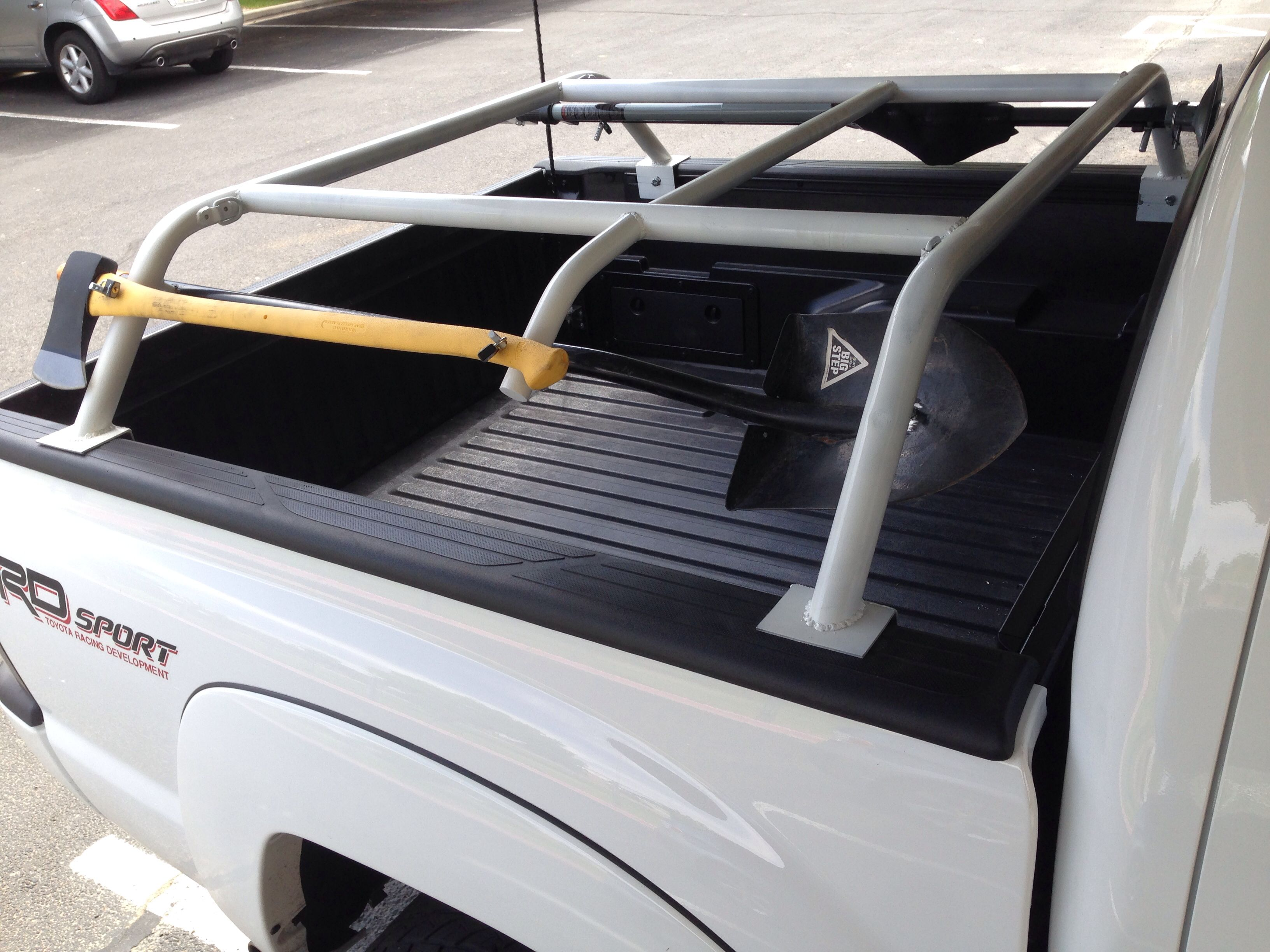 bed rack Pinterest 4x4, Toyota and