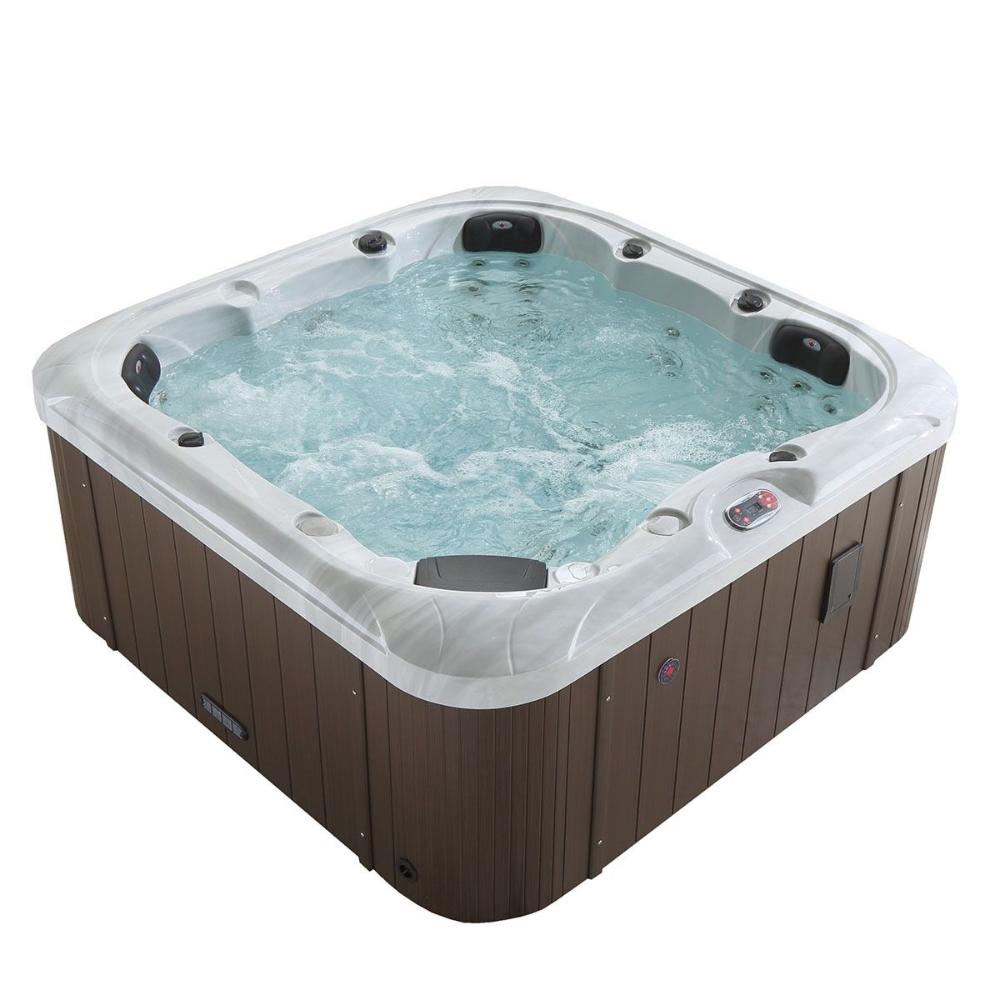 Canadian Spa Cambridge 33 Jet 5 6 Person Hot Tub Canadian Spa Hot Tub Spa Hot Tubs