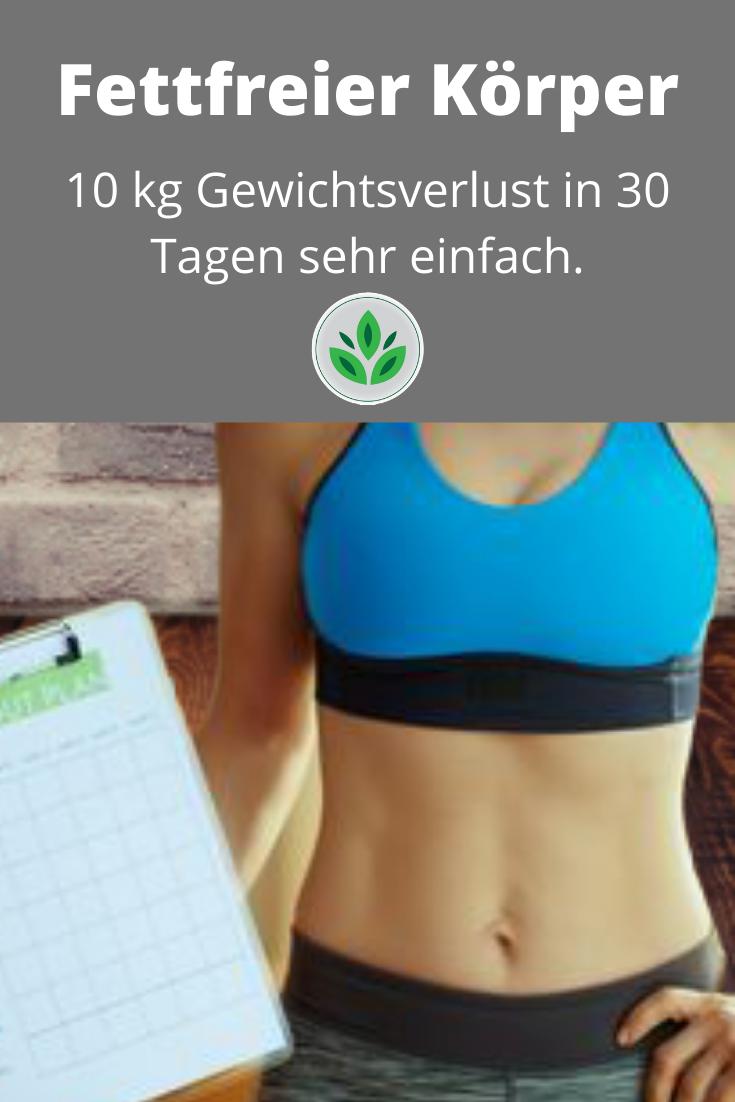 Gewichtsverlust 10 Kilo sehr schnell