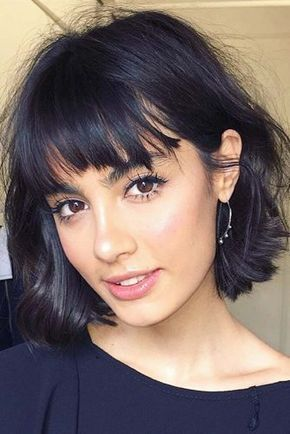 Best Short Bob Hairstyles 2019 Get That Sexy-short haircut trends to try now, #Bob #Haircut ...