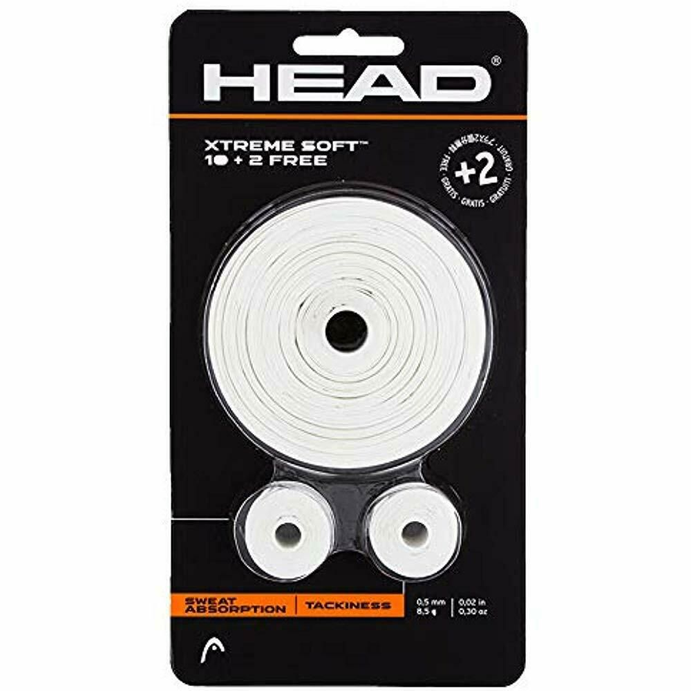 Advertisement Ebay Head Xtreme Soft 10 2 Overgrip White Sports Amp Outdoors Fun Sports Wilson Tennis Racquets Soft Tennis