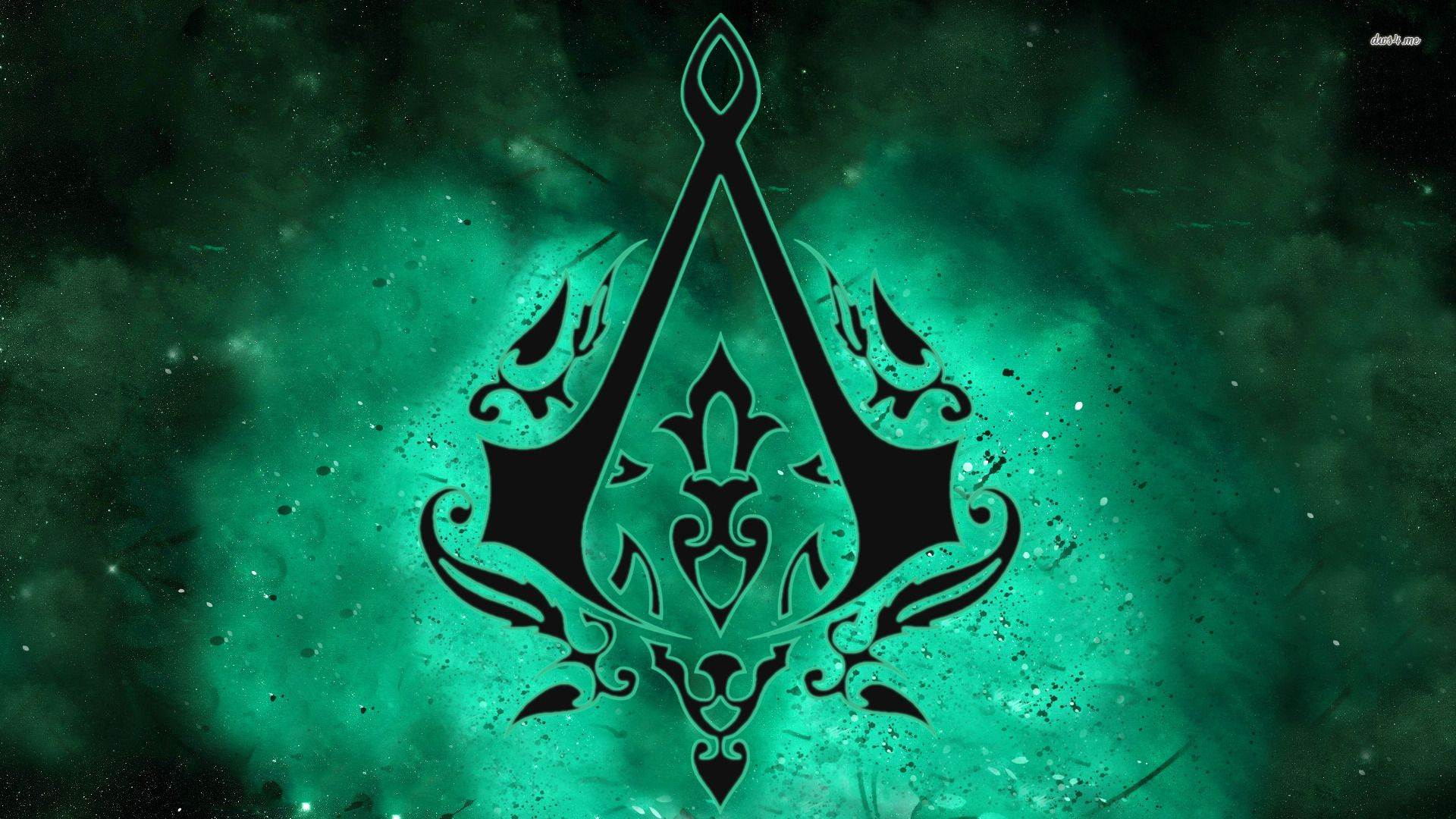 Wallpapers For > Assassins Creed Logo Wallpaper 1920x1080