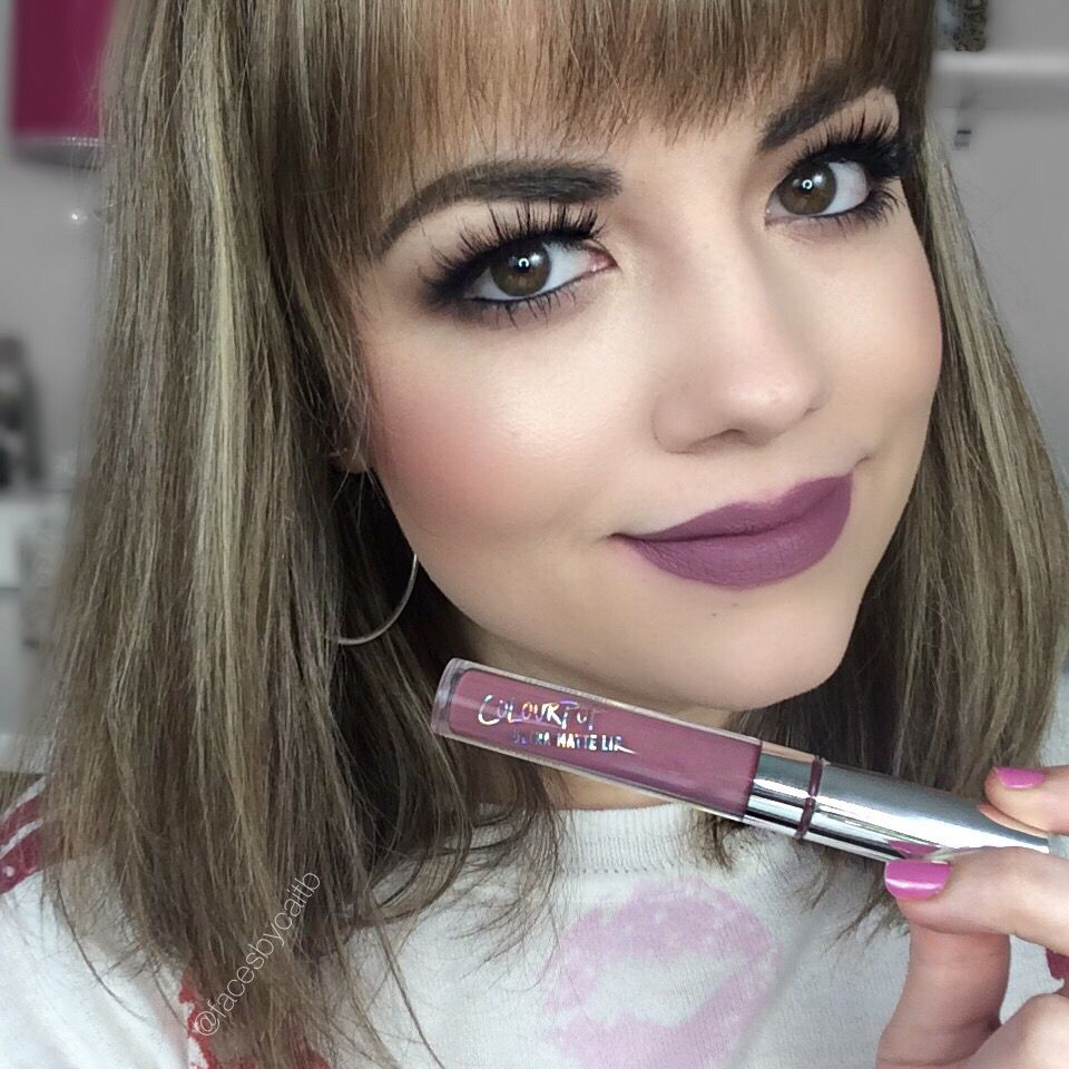 ColourPop Lip Swatch Video (Featured Lumiere 2 by