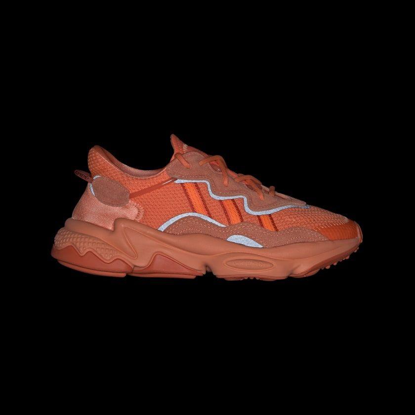 adidas ozweego coral