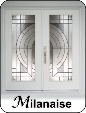 Plastpro dealer installs double doors with modern glass inserts plastpro dealer installs double doors with modern glass inserts planetlyrics Choice Image