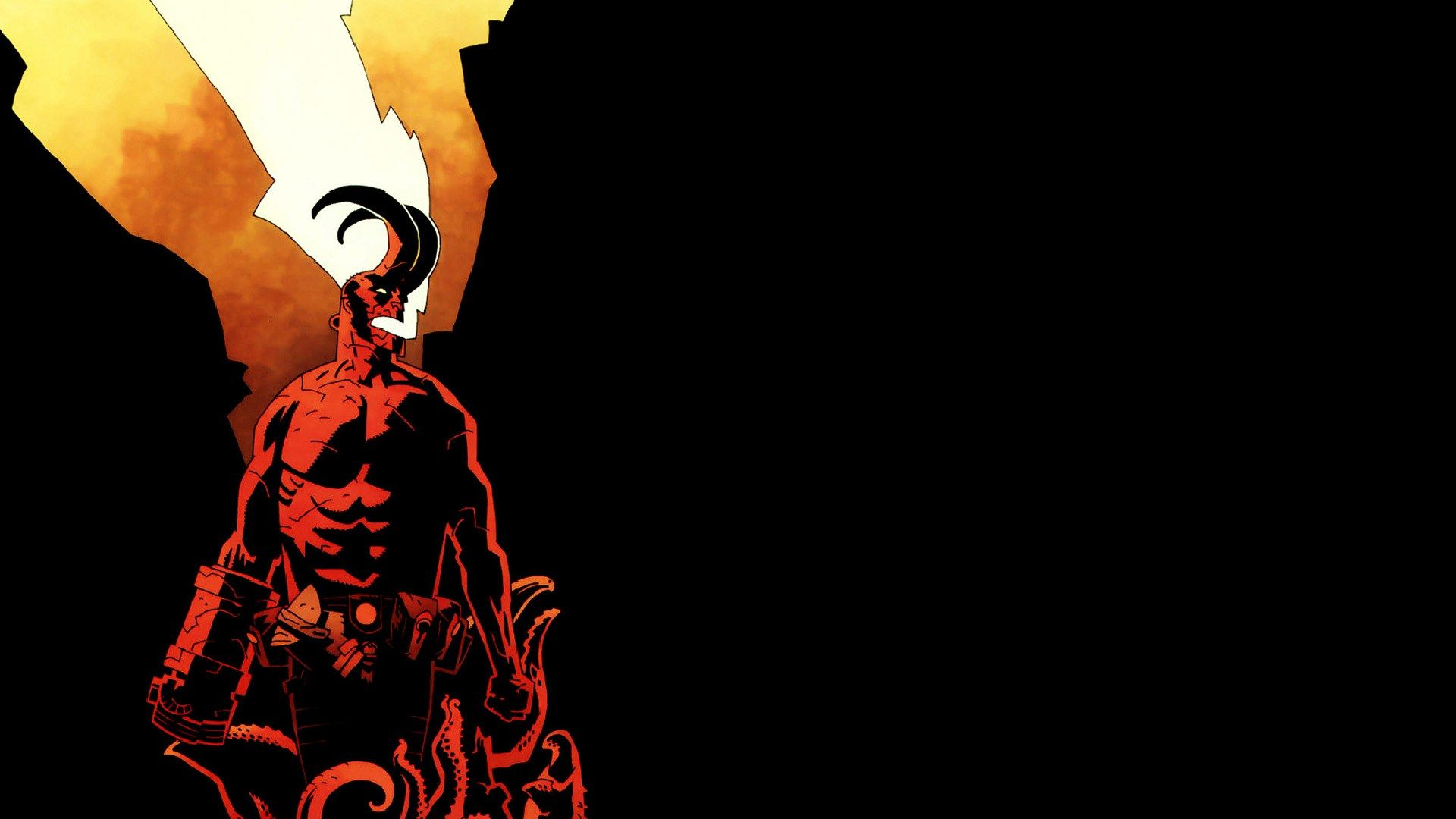 Hellboy Full Hd Wallpaper Photo 1920x1080 Wallpaper Wallpaper
