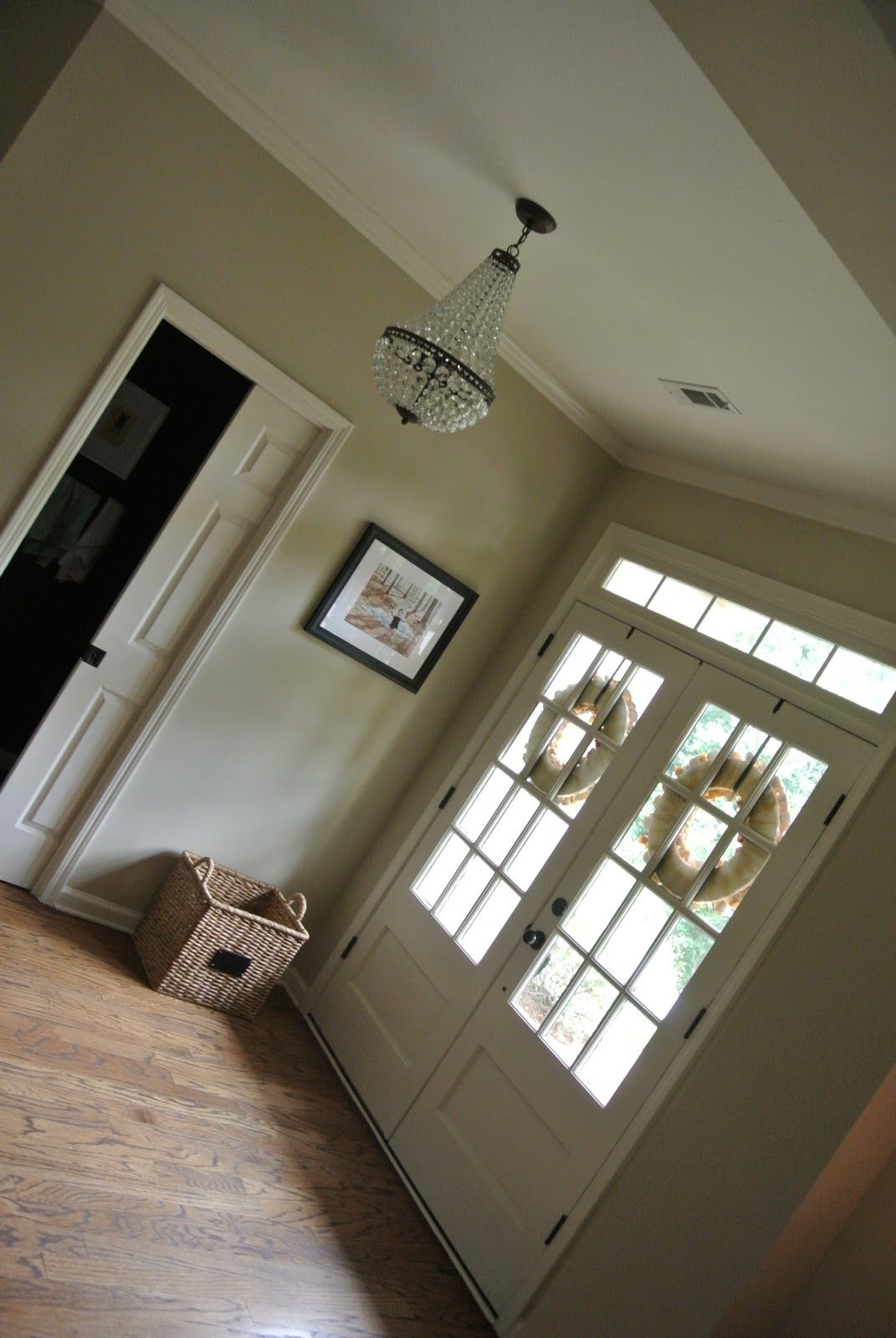 small double pocket doors. Double Entry W/glass Windows (and Of Course Wreaths!), Pocket Doors Small