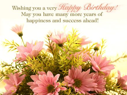 Boss Day This post contains some of the best collection of the – Late Birthday Card Messages